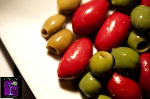 Selection of Italian Olives